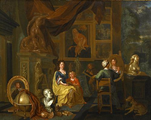 Niederländ Maler