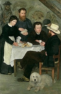 Pierre-Auguste Renoir - Mutter Anthony´s Café
