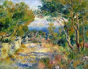 Pierre-Auguste Renoir - L'Estaque